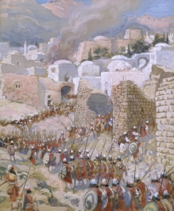 Tissot, The Taking of Jericho